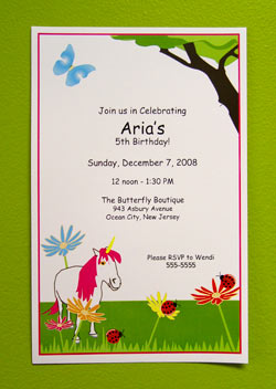 How To Write A Birthday Invitation Gangcraftnet - Birthday day invitation letter